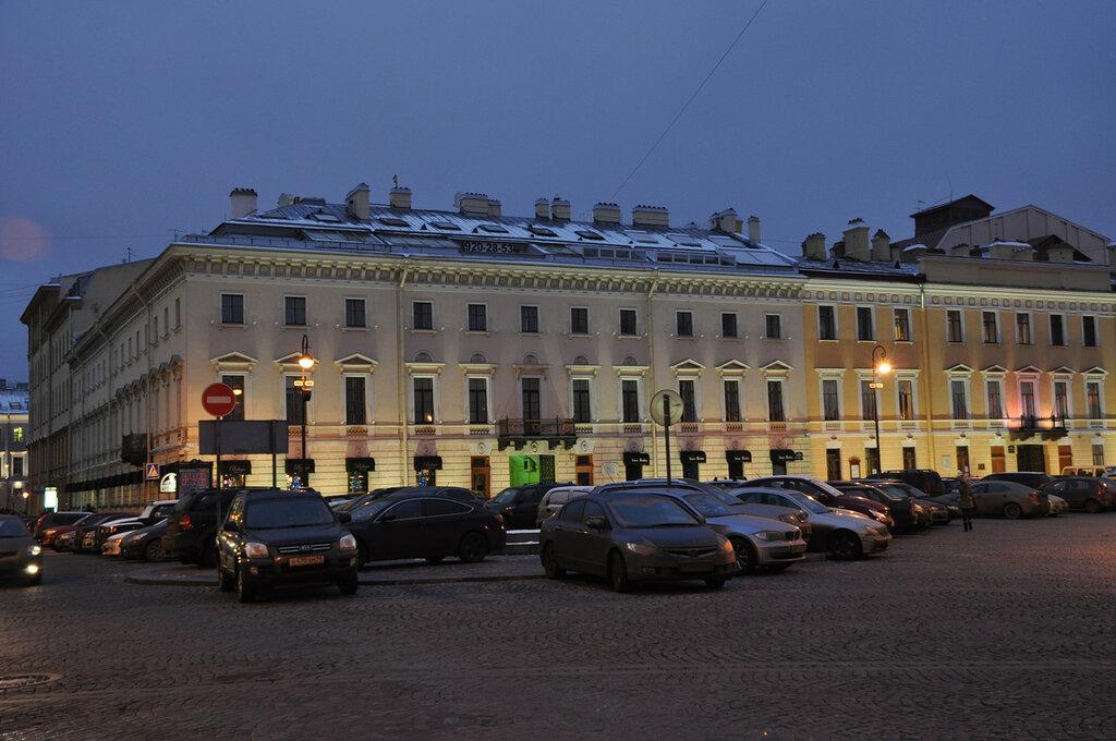 город Санкт-Петербург, площадь Искусств, города России