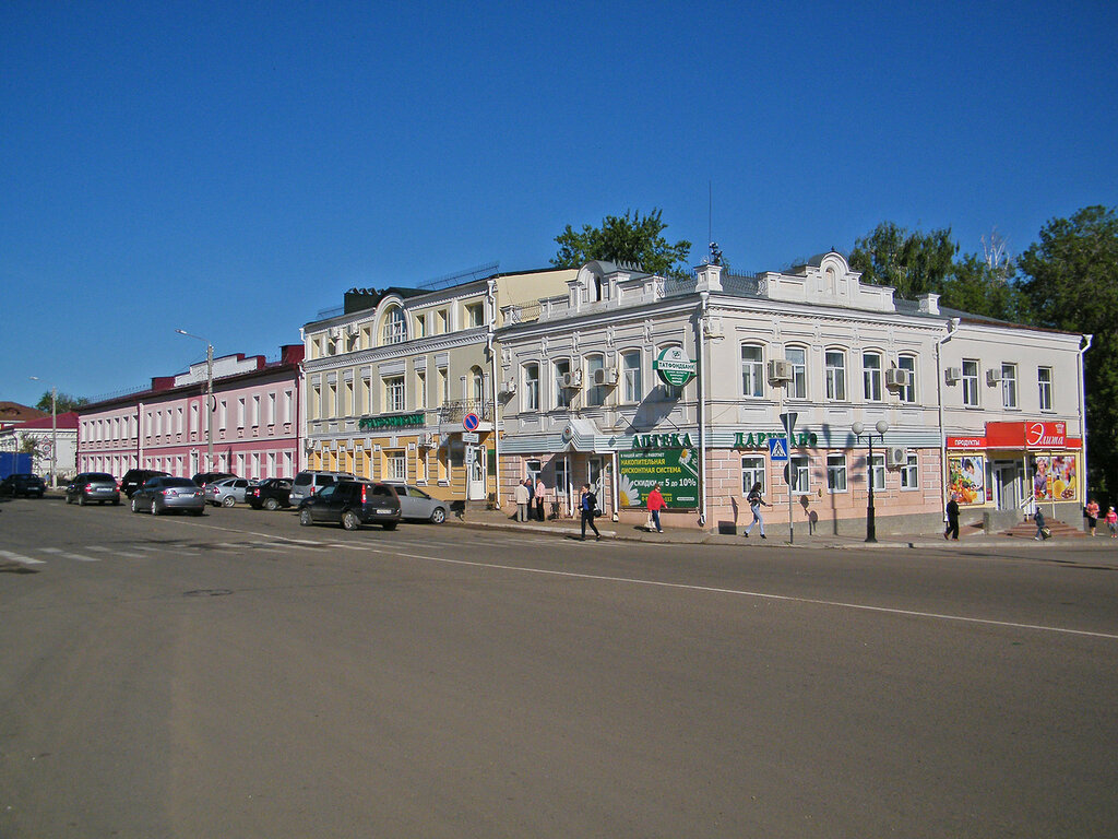 город Чистополь, Татарстан, города России