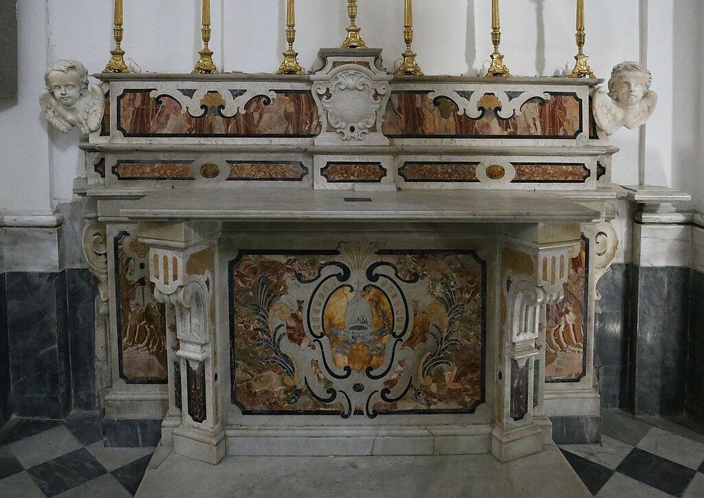 Искья, Форио. Церковь Санта-Мария-ди-Лорето (Chiesa Santa Maria di Loreto)
