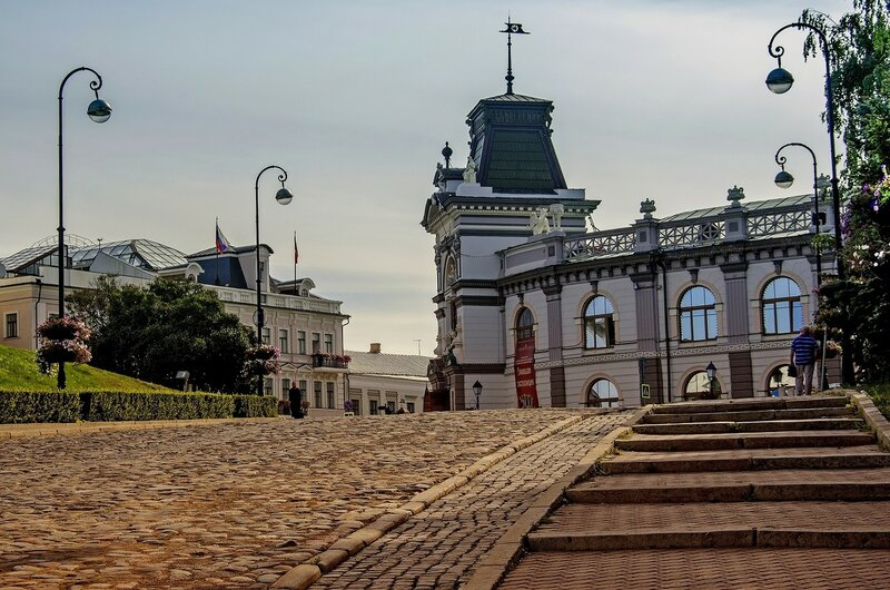 На пути к Национальному музею Татарстана