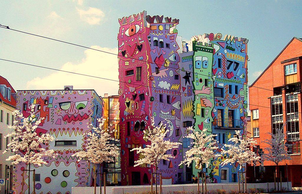 Happy Rizzi House - Счастливый Дом Рицци