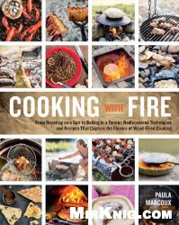 Книга Cooking with Fire