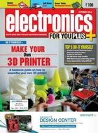 Книга Electronics For You №10 (October), 2014