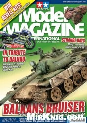 Журнал Tamiya Model Magazine International - Issue 208