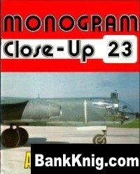 Книга Arado 234 B (Monogram Close-Up 23)