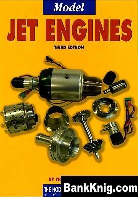 Книга Model Jet Engines