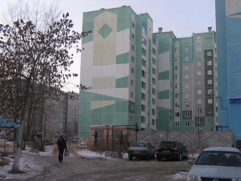 Чичерина, 15Б (24-12-2011)