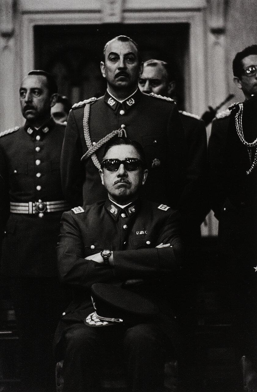 1973. Правительственная хунта Чили