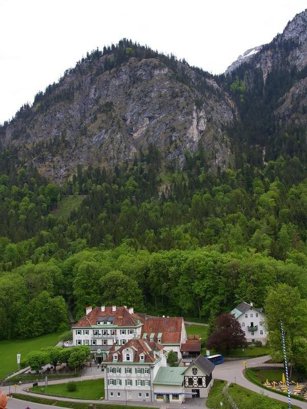 In das Herz Europas 1 Hohenschwangau (94 фото)