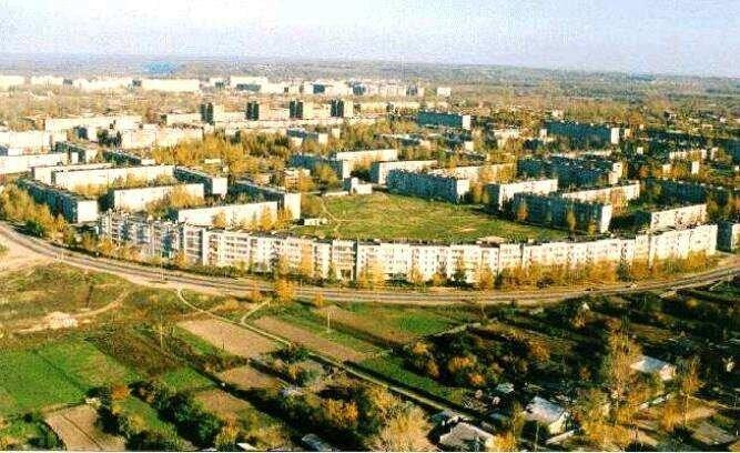Кстово город