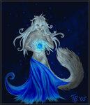 Синяя магия
