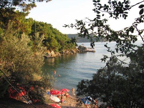 Пляж Тропикана