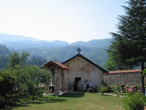 Монтенегро - страна чёрных гор