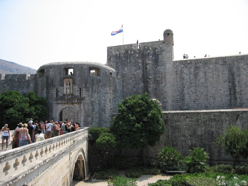 Ворота Старого Дубровника