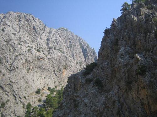 Вода и горы