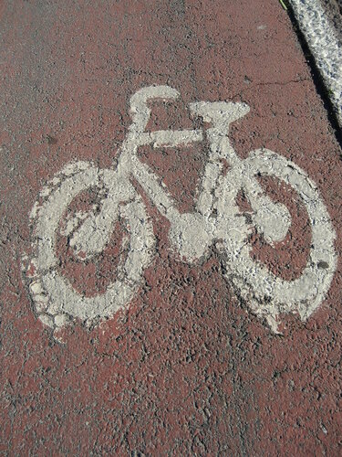 Только велосипедом