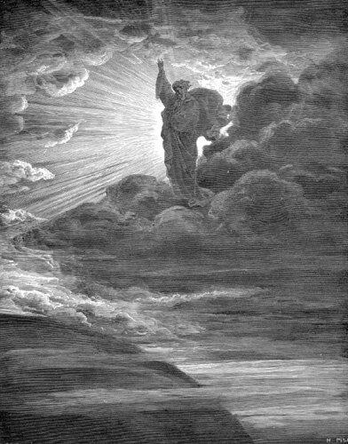 Сон и Сновидение: Мне приснился БОГ
