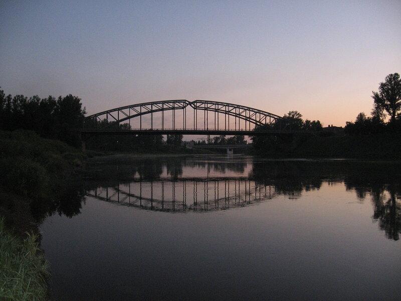Утро в Боровичах