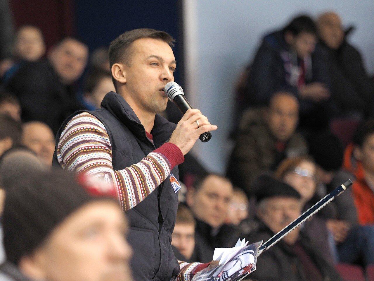 49Металлург - Динамо Минск 13.01.2015