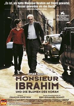 Monsieur Ibrahim und die Blumen des Koran (2003)