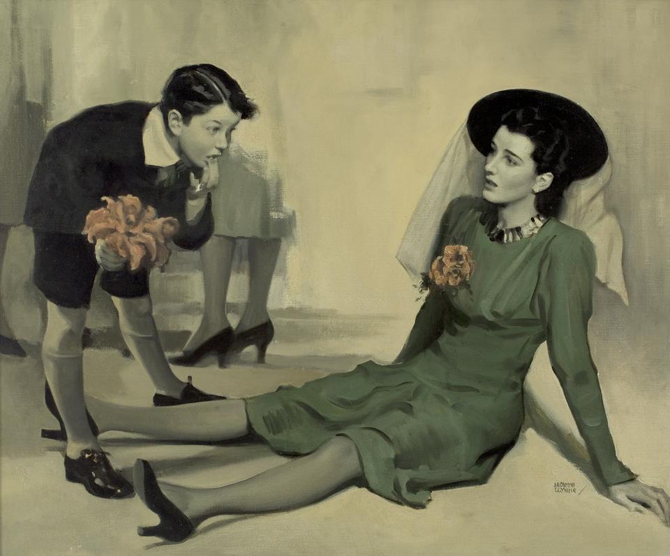 Иллюстратор Andrew Loomis