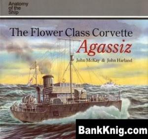 Книга Flower Class Corvette Agassiz ocr-pdf