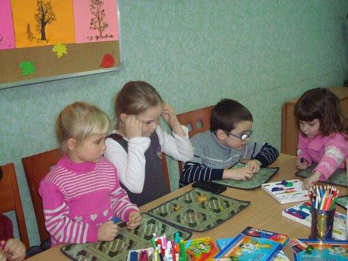 Творческая мастерская для детей-инвалидов