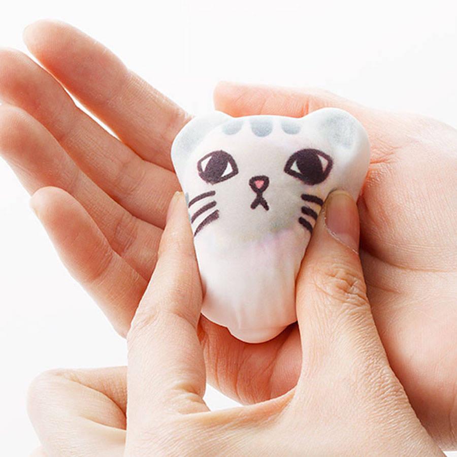 Cute Catshmallows by Felissimo