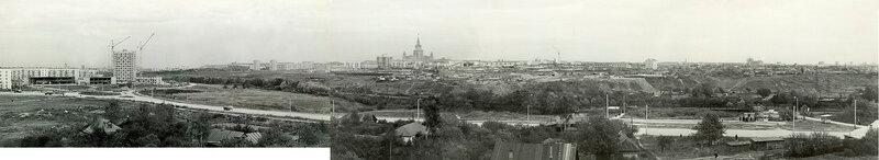 Большая матвеевская панорама, 1968 год