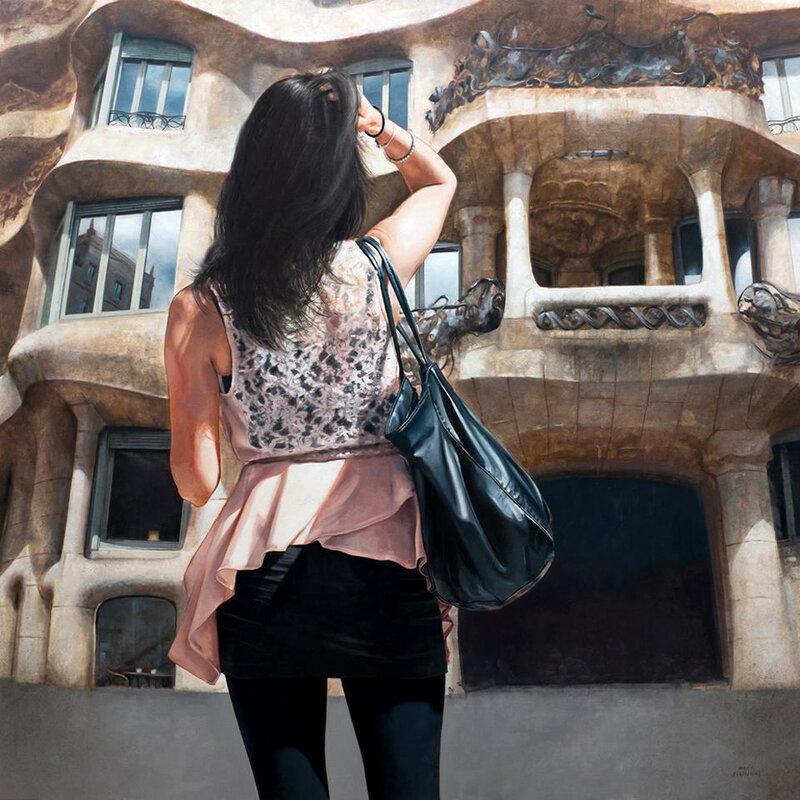 Испанский художник Marc Figueras. Гипер-реалистичные картины