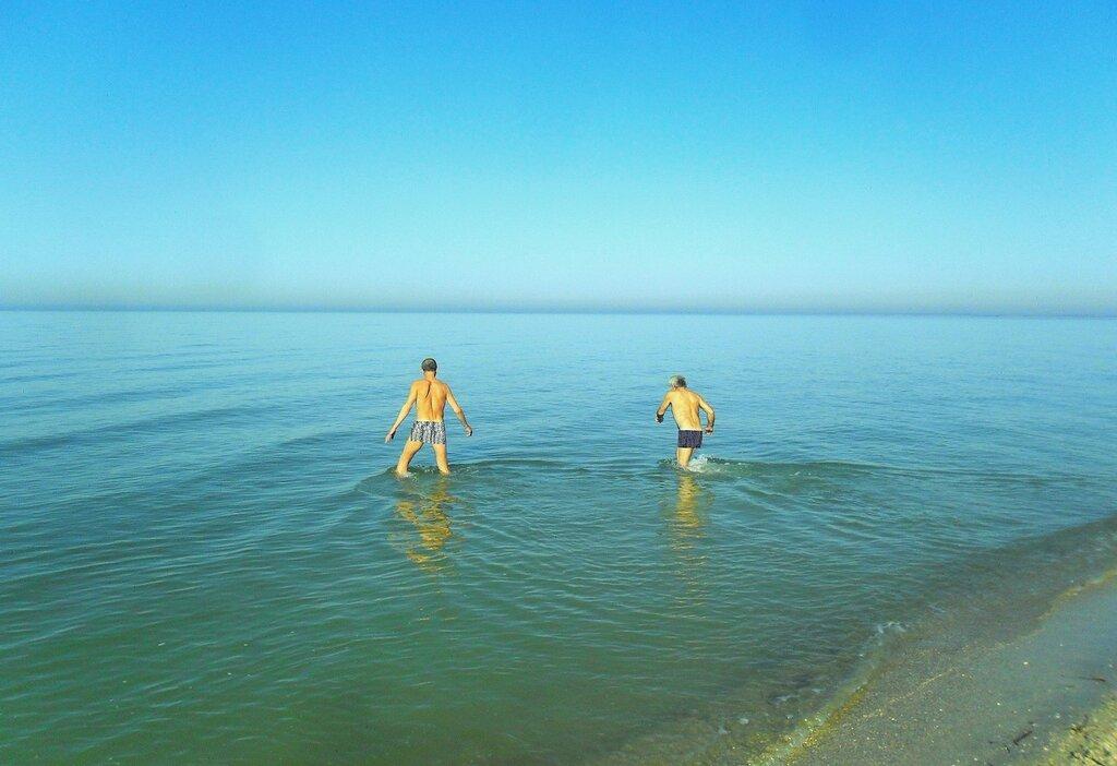 Вперёд ! В воды холодные ! ... SAM_4552.JPG