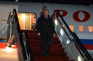 Путин прилетит во Владивосток на ВЭФ