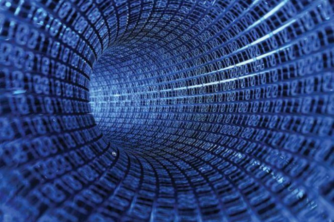 VPN так же можно представить как некую трубу через пространство Интернета