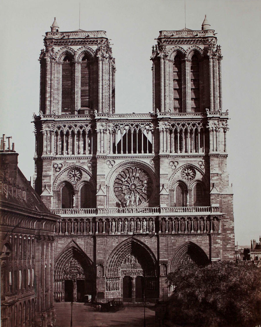1857. Нотр-Дам