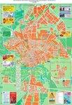 Карта Оренбурга 2006 год :: Карты городов и крепостей Оренбургской области :: Картография - История Оренбуржья.
