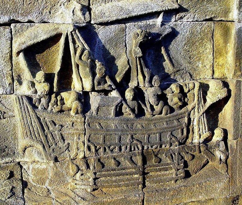 Borobodur - Ship 3
