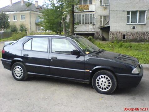 не хочу расставаться с Alfa Romeo