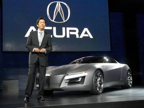 Acura Advanced Sports