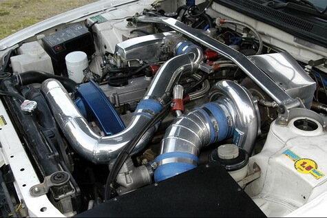 Skyline R33 GTS25T - 438 л.с. на колёсах