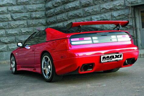 Nissan Silvia S15 RS - 2 HKS D1 Hiper