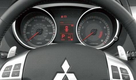 Чужой 2 - Mitsubishi Outlander
