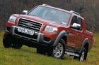 Нынешний герой – Ford Ranger 2008