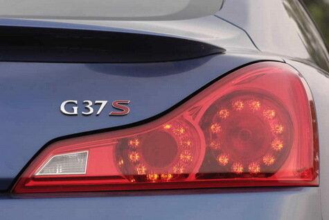 купе Infiniti G37