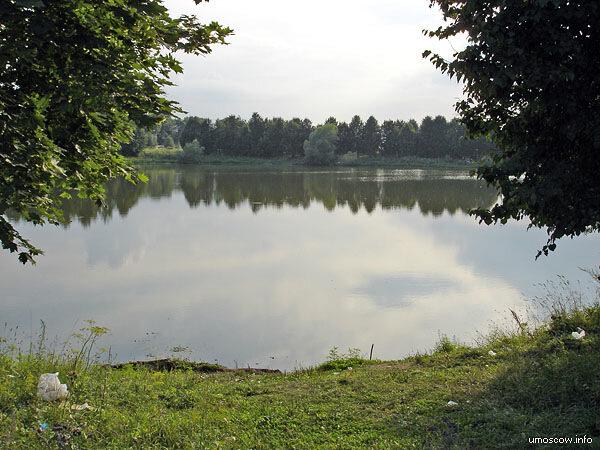 рыбалка озера в бобруйском районе