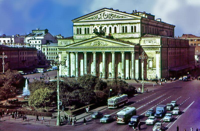 Большой Театр 1960-е