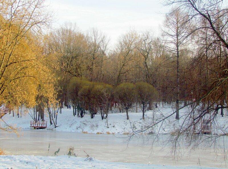 Осенний хоровод