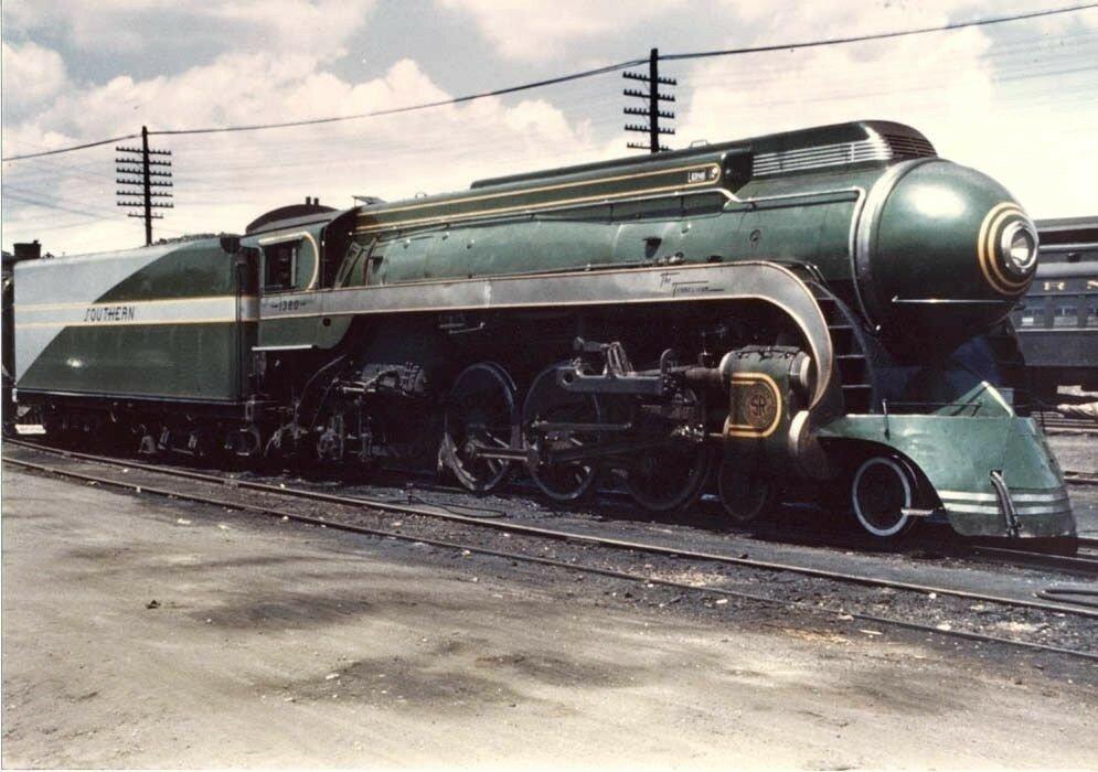 Поезд завтрашнего дня в 1939 году
