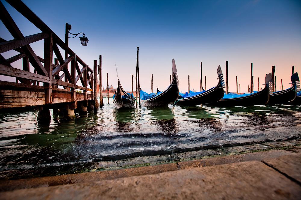 Венеция - ночные виды