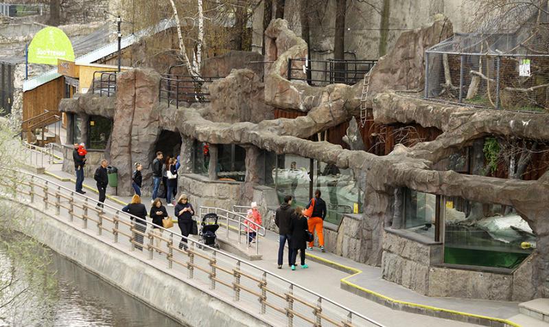 Московский зоопарк небудет уходить нановогодние каникулы