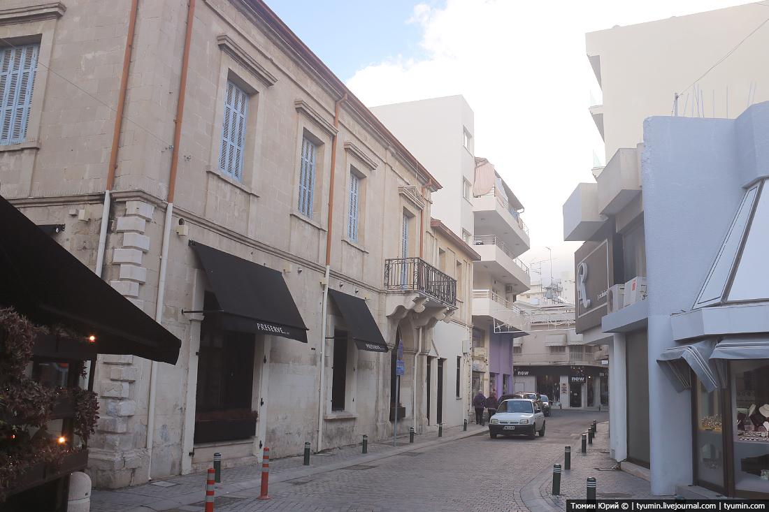 Кипр. Ларнака